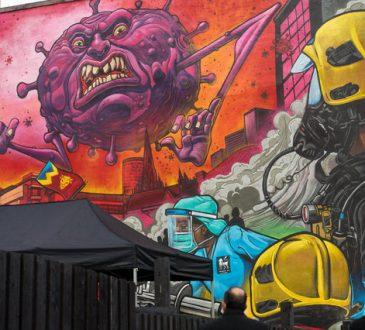 Street Art around the World, Part 1/2