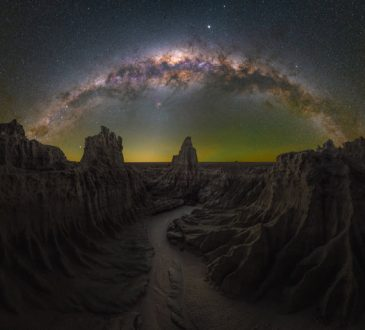 Milky Way Photographer of the Year 2021